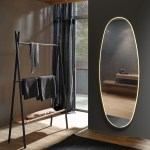 MM-6908 - Bathroom mirrors with integrated LED