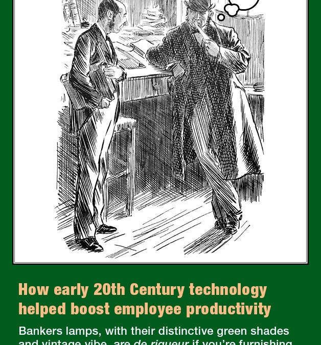 How Early 20th Century Technology Boosted Productivity