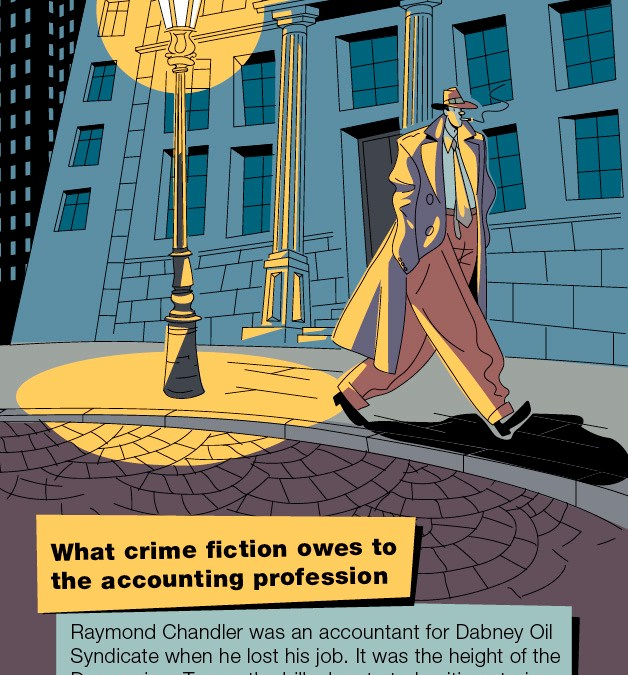 What Crime Fiction Owes to the Accounting Profession