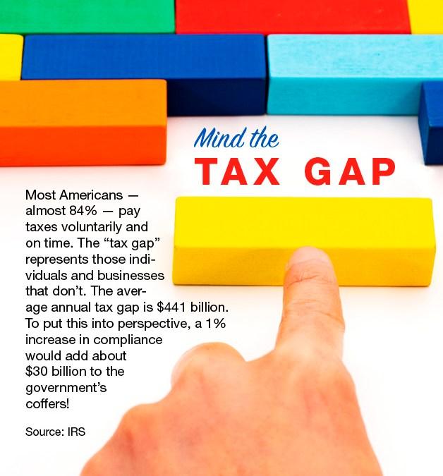 Mind the Tax Gap