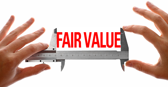 Measuring Fair Value for Financial Reporting