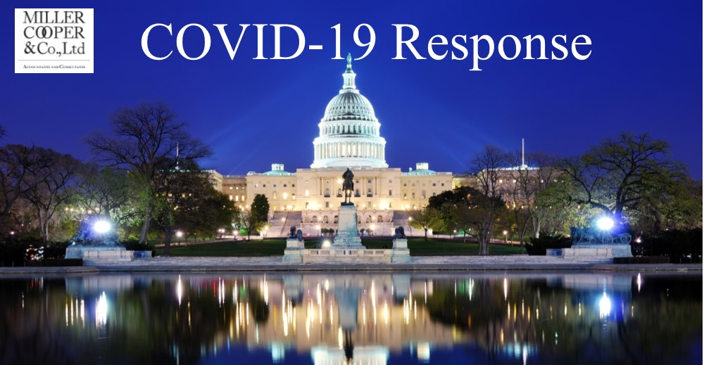 COVID-19 Resource Page: The CARES Act