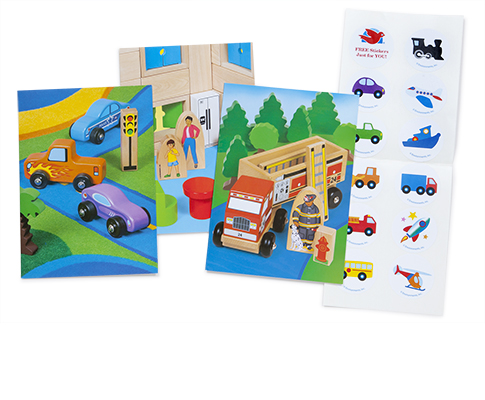 Environments Note Cards