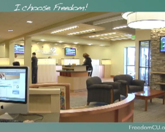 Freedom Credit Union Commercial