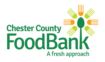 Chester County Food Bank Identity and logo design