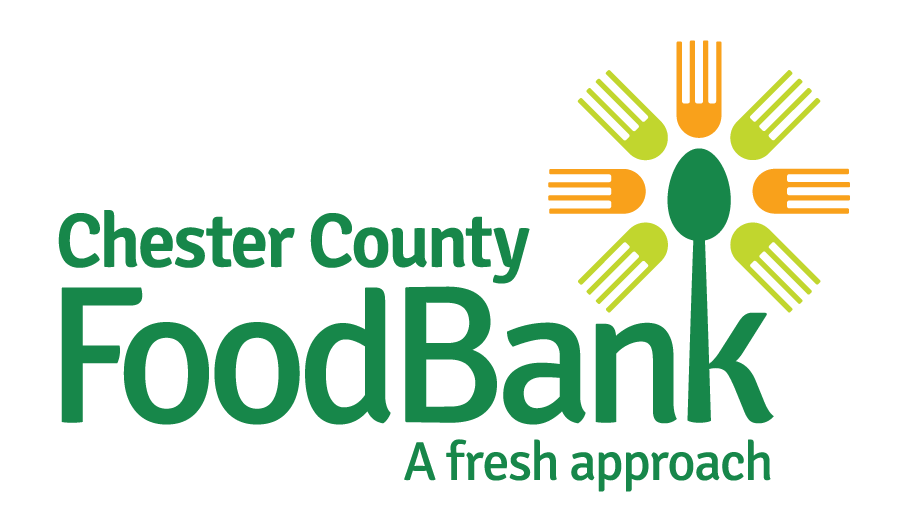 Some tasty new logo designs for Chester County Food Bank