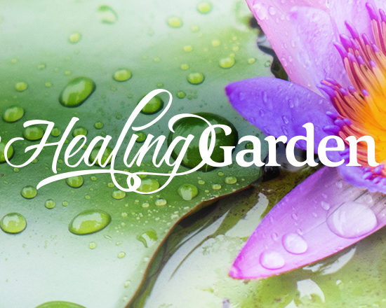 CHOP Healing Garden Signage and Wall Graphics