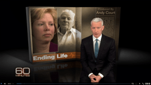 death with dignity story on 60 Minutes