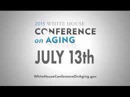 logo for white house conference on aging
