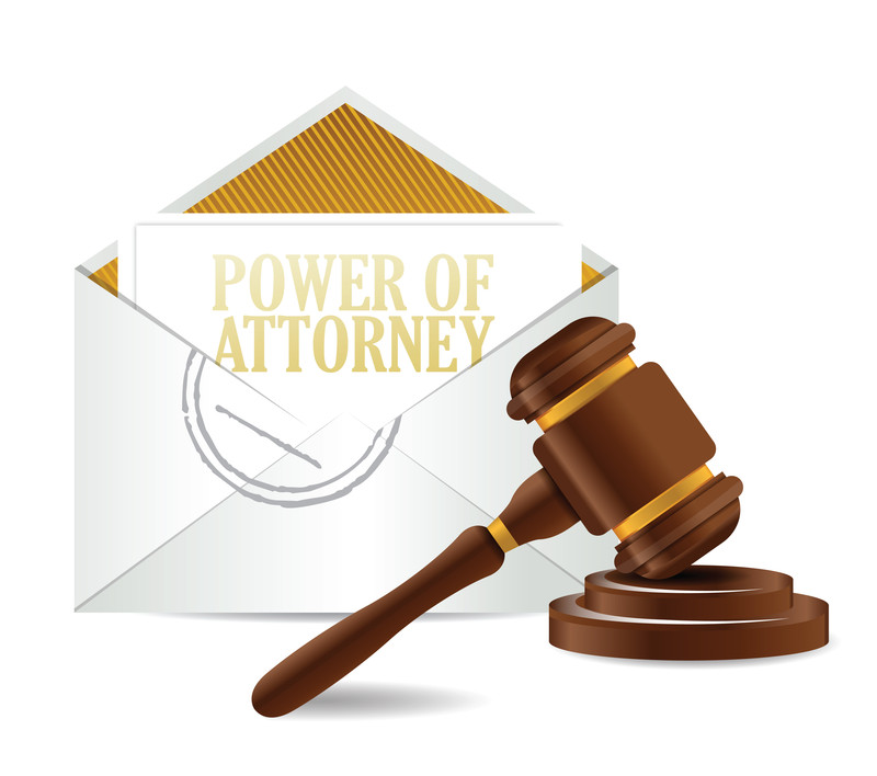 Power of Attorney Who Not To Choose The Miller Elder Law Firm PA – Power of Attorney