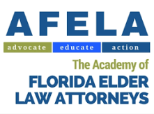 elder law attorney afela logo