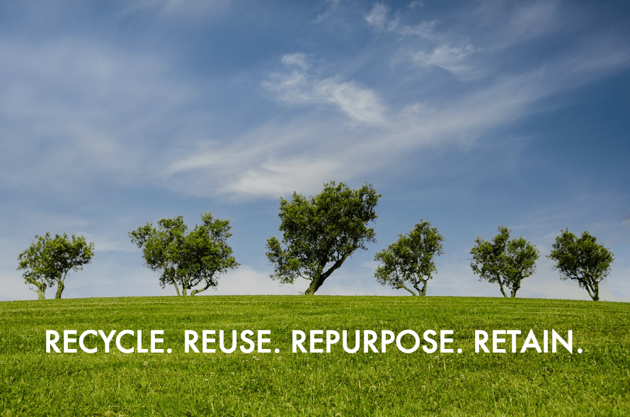 MET - Recycle Reuse Repurpose Retain