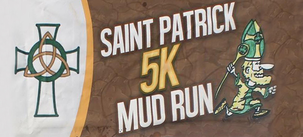 St. Patrick's Mud Run at Miller Farms