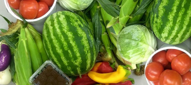 Miller Farms CSA!  Let us be your farmer and become part of Miller Farms.  Save 5% before Jan 11