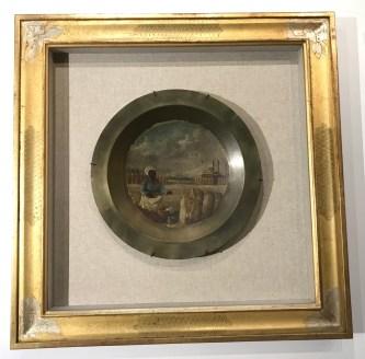 Walker Plate Final Framed Woman Crop