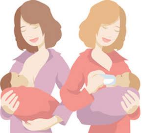 failed breastfeeding kids turned fine