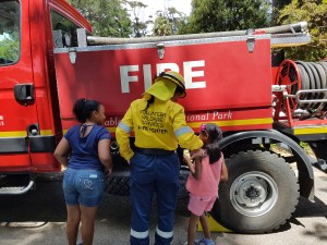 Sunday Photo Wildfire Volunteer Services Open Day