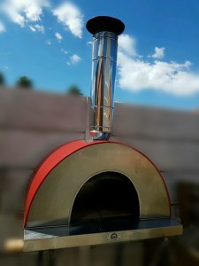 backyard cooking loving wood fired pizza oven