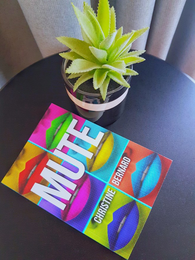 mute christine bernard book review giveaway