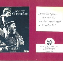 Christmas Card-Alaska Rep Theatre
