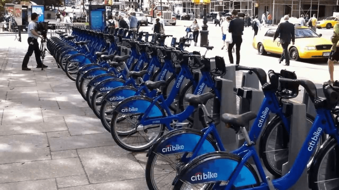 Citibike in New York