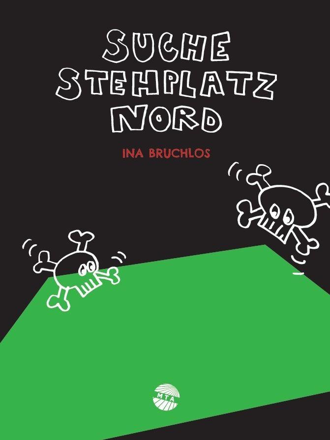 """Buchrezension: """"Suche Stehplatz Nord"""" von Ina Bruchlos"""