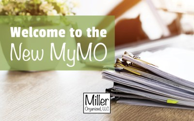 Welcome to the New MyMO