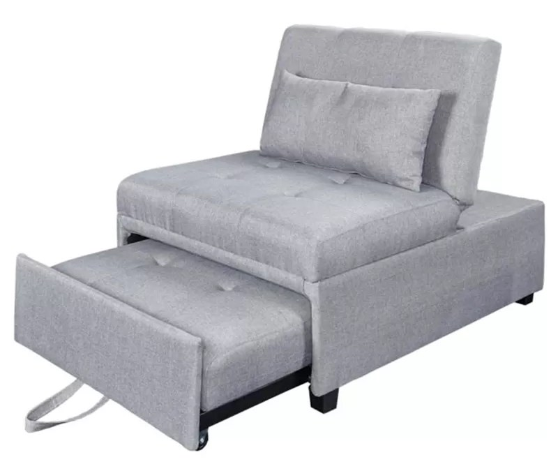 Sleeper Chair – A Lounger that Converts to a Bed