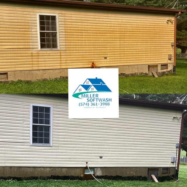 Rust Removal Project in Goshen Indiana