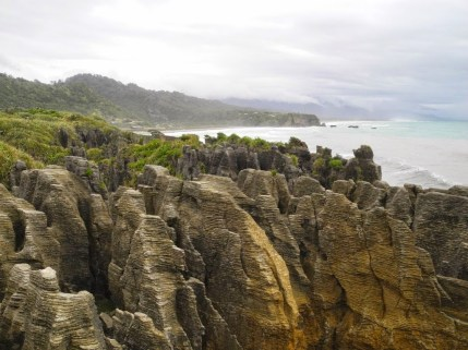 Pancake Rocks & Blowholes