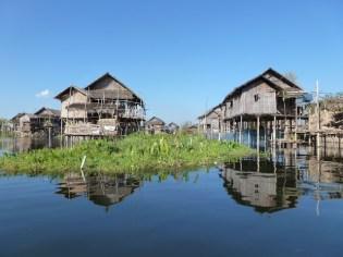 Nampan Village im Inle Lake
