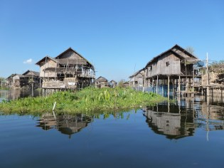 Nampan Village im Inle Lake