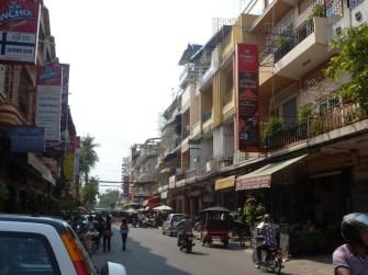 Gesund in Phnom Penh angekommen