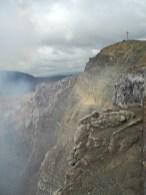 Krater Vulkan Masaya
