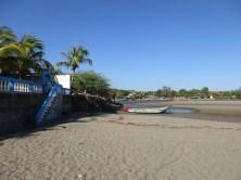 Bucht in Las Penitas