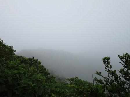 Aussicht Vulkan Mombacho