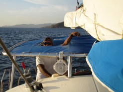 Segeltour mit Katamaran
