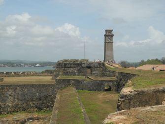 Uhrturm Galle