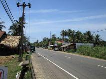 Hauptstraße Arugam Bay