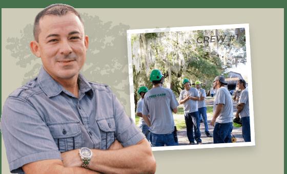 Tree Care Crew 2 - Brooksville, Florida