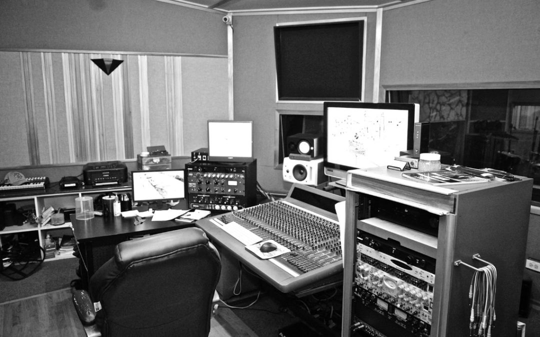 NEW ADDITIONS TO OUR CHICAGO RECORDING & MIXING STUDIO [CONTROL ROOM]