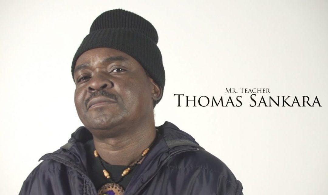 Mr. Teacher – Thomas Sankara