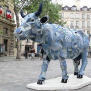 Djeen Cow - Artiste : Jenkell Sponsor - Celio Place Baudoyer 4