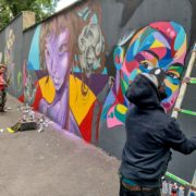 Festival Street Art Ourcq Living Colors, Edition 2019