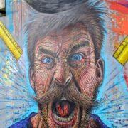 Street Art Spot13 -Rast