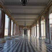 Grand Trianon: le Péristyle