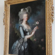 Antichambre: Marie-Antoinette, archiduchesse d'Autriche, reine de France (1755-1793), portrait par Elisabeth-Louise Vig�e-Le Brun