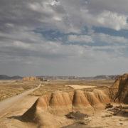 Bardena Blanca, la grande plaine centrale