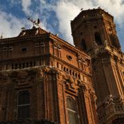 La cathédrale de Santa María, à Tudela