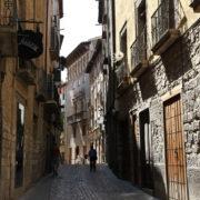 Dans le centre historique de Tudela